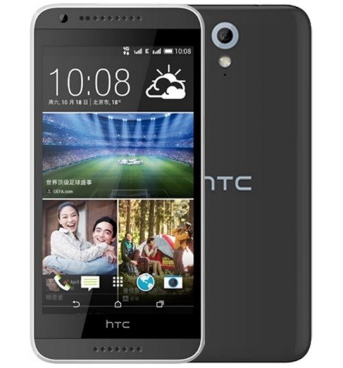 Мобильный телефон HTC Desire 820 mini Dual Sim Gray/Blue