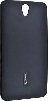 Накладка Cherry силиконовая для Lenovo Vibe S1 черная