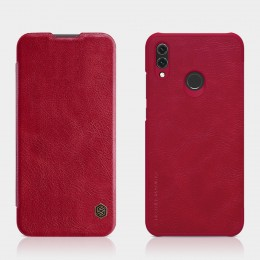 Чехол Nillkin Qin Leather Case для Huawei Honor 10 Lite Red (красный)