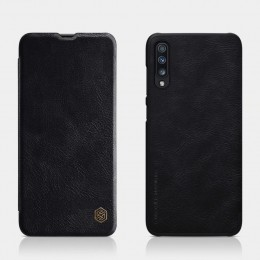 Чехол Nillkin Qin Leather Case для Samsung Galaxy A70 (2019) SM-A705 Black (черный)