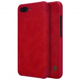 Чехол Nillkin Qin Leather Case для Huawei Honor 10 Red (красный)