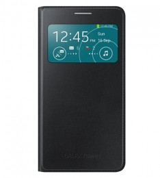 Чехол Flip Cover S-View для Samsung Galaxy Grand 2 SM-G7102 черный