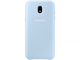 Накладка Dual Layer Cover для Samsung Galaxy J5 (2017) J530 EF-PJ530CLEGRU голубая
