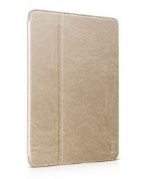 Чехол HOCO Crystal leather case для iPad Air 2 Golden (золотистый)