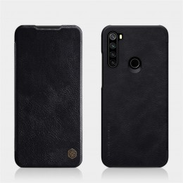 Чехол Nillkin Qin Leather Case для Xiaomi Redmi Note 8T Black (черный)