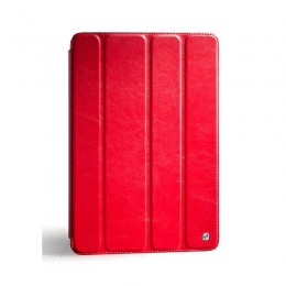 "Чехол HOCO Crystal leather case для iPad New 2017 (9.7"") Red (красный)"