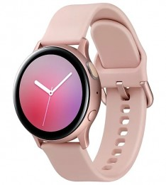 Смарт часы Samsung Galaxy Watch Active2 алюминий 40 мм Rose Gold/Ваниль