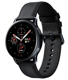 Смарт часы Samsung Galaxy Watch Active2 сталь 40 мм Black