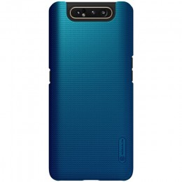 Накладка Nillkin Frosted Shield пластиковая для Samsung Galaxy A90 (2019) SM-A905 Green (зеленая)