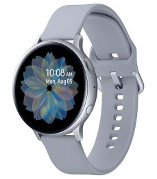 Смарт часы Samsung Galaxy Watch Active2 алюминий 44 мм Silver/Арктика