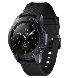 Смарт часы Samsung Galaxy Watch 42 mm Чёрные