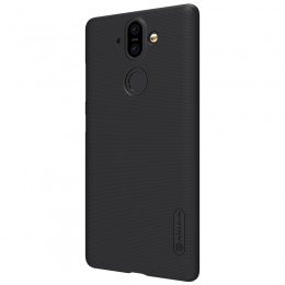 Накладка Nillkin Frosted Shield пластиковая для Nokia 8 Sirocco Black (черная)