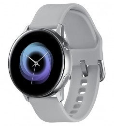 Смарт часы Samsung Galaxy Watch Active Silver