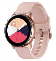 Смарт часы Samsung Galaxy Watch Active Rose Gold