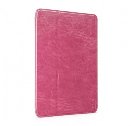 Чехол HOCO Crystal leather case для iPad Air 2 Pink (розовый)