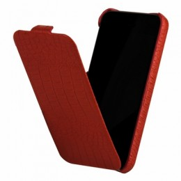 Чехол Borofone Crocodile Leather case для iPhone 5C Red